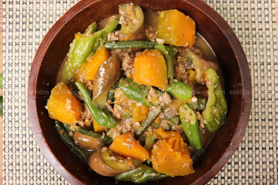 How To Cook The Best Pinakbet Eat Like Pinoy