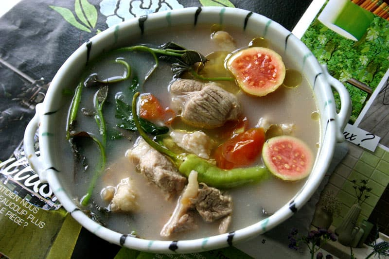 How To Cook The Best Sinigang Na Baboy Sa Bayabas Guava Eat Like Pinoy