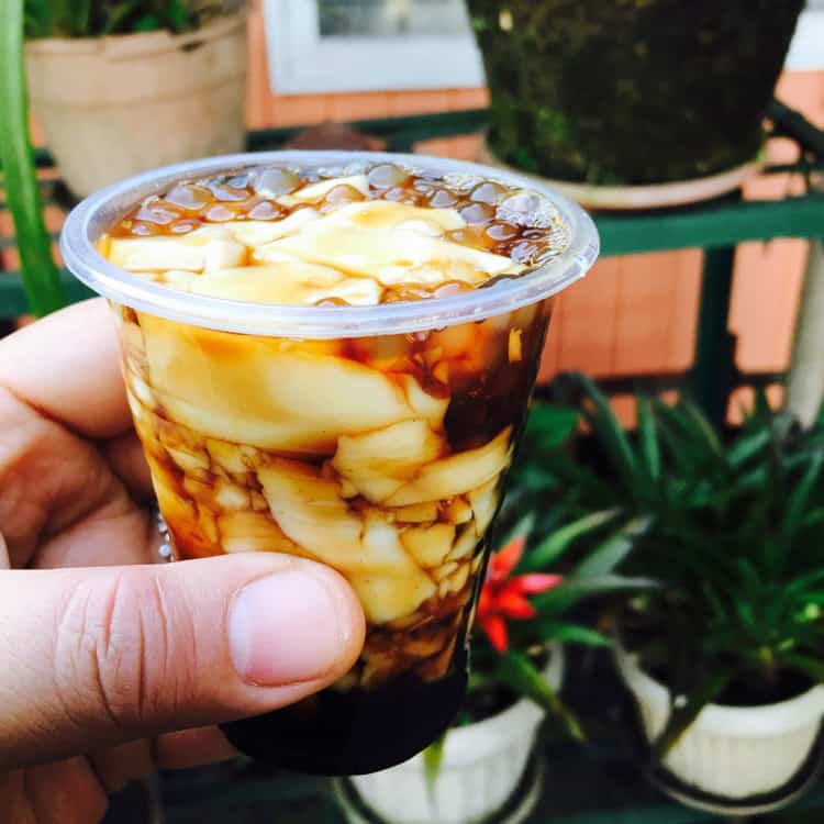 pinoy taho with arnibal